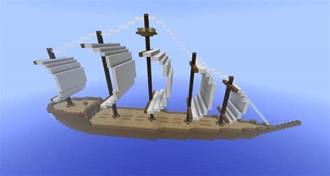 How To Make A Lego Minecraft Boat by How To Make Boat Sails In Minecraft Search