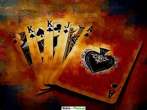 casino cards wallpapers mobile pics