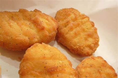 recette des nuggets de poulet maison