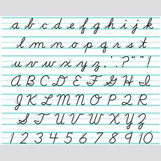 Bill To Require Nevada Students To Learn Cursive  Nevada Public Radio