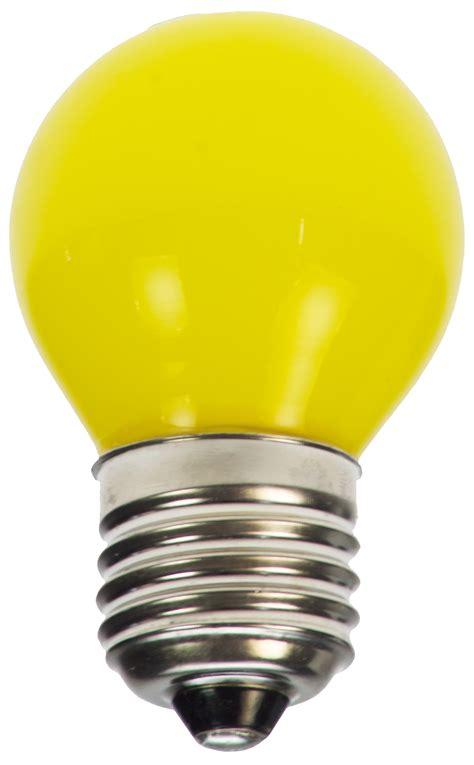 led tropfenlampe gelb  watt party gluehbirne