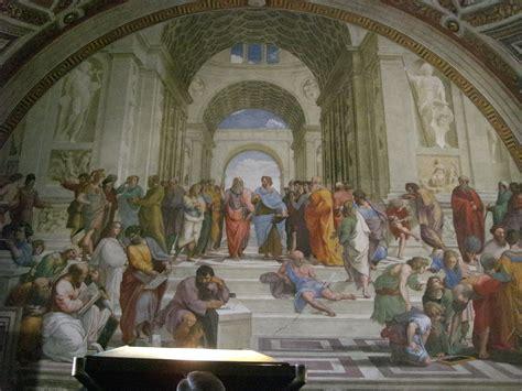 vatican museum pinacoteca art gallery school  athens