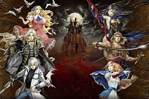 New, Castlevania, Is, A, Multiplayer, Mobile, Game
