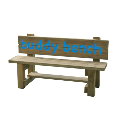Buddy Bench by Buy Standard Buddy Bench Tts