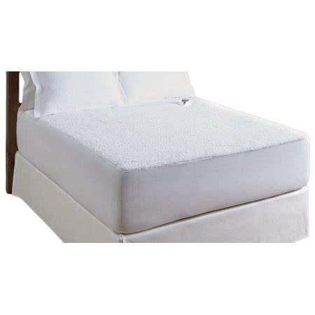 cing mattress walmart serta sherpa plush warming mattress pad california king