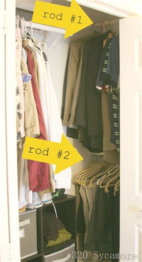 small closet ideas closet organizing hacks