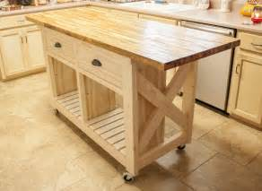 kitchen island rolling cart white kitchen island with butcher block top