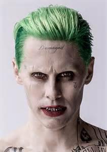 Batman Joker Suicide Squad Cosplay