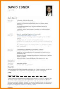 Resume Sles Templates 7 Computer Literate Cv Exles Cashier Resumes