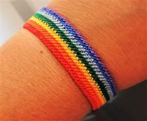 bracelet brésilien motif vertical les confections de