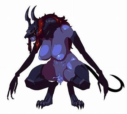 Breeding Season Demon R34 Anime Monster Futanari