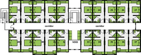 Theme Template Room B 2nd Floor by Four Star Hotel Cad Decorate Plan Plans Joy Studio