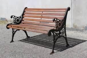 antique cast iron bench ends home design ideas