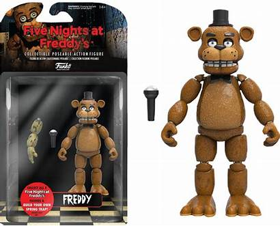 Fnaf Funko Action Freddy Merch Wiki