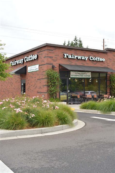 I have yet to receive a bad cup of anything from this place. Fairway Coffee - Team Construction LLC