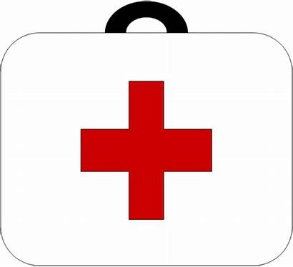 Aid Clipart Kit Clip Emergency Doctor Cliparts