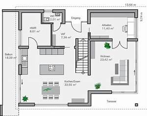 Haus Grundriss Ideen Einfamilienhaus : die besten 17 ideen zu grundrisse auf pinterest haus ~ Lizthompson.info Haus und Dekorationen
