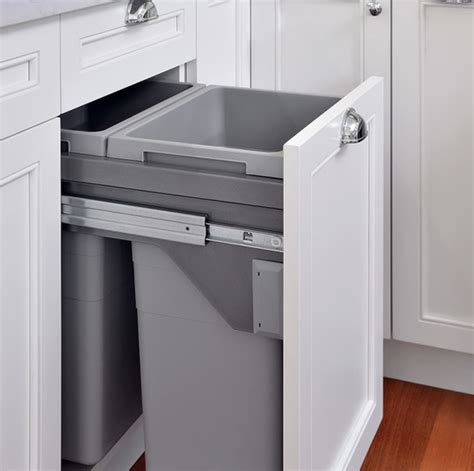 kitchen cabinet solutions kitchen cabinets trash recycling solutions cabinets 6520