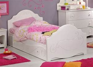 Lit Fille Ikea : gallery of gorgeous lit de fille lit enfant blanc meg ve ~ Premium-room.com Idées de Décoration