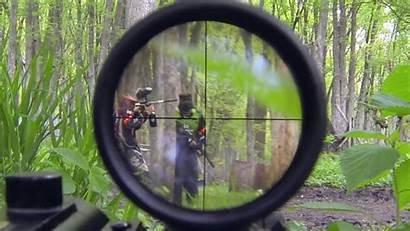 Scope Sniper Paintball Cam Fox
