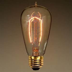 Ferrowatt f edison light bulb watt