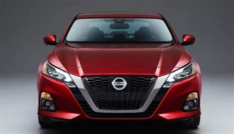 nissan altima vc turbo colors redesign release date