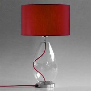 Glas Lampenschirme Für Tischleuchten : tischleuchte hollow red online shop direkt vom hersteller ~ Bigdaddyawards.com Haus und Dekorationen
