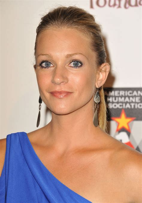 A.J. COOK atThe American Humane Association's Hero Dog Awards in Beverly Hills ...