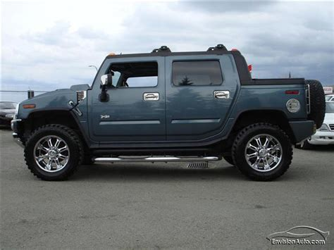 hummer sut hollywood custom envision auto