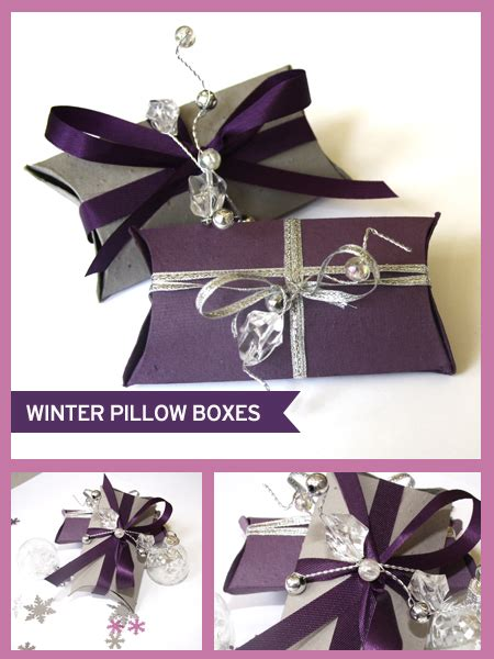 ideas  personalizing wedding favor pillow boxes