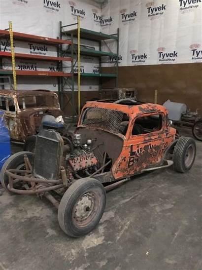 Jalopy Race Ford Rod Coupe Rat 1933