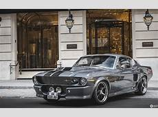 Ford Mustang Shelby GT 500E Eleanor 28 July 2017