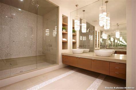 italienne moderne with contemporain salle de bain d 233 coration de la maison et des id 233 es