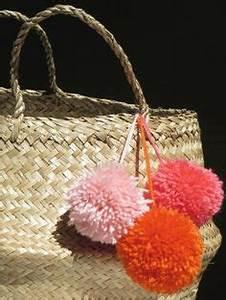 Fabriquer Un String : 1000 ideas about pompon en laine on pinterest id e de ~ Zukunftsfamilie.com Idées de Décoration