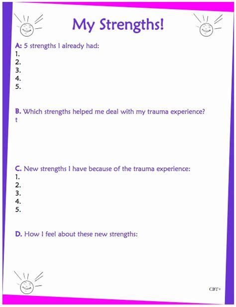 Mental Health Activity Worksheets