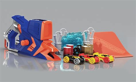 nerf car shooter nerf foam car blasters cool material