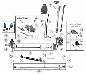 Steering Diagram For Jeep Cj  1976