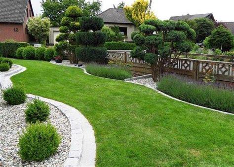 Gräser Im Modernen Garten by Vorgarten Mit Gr 228 Ser Gestalten