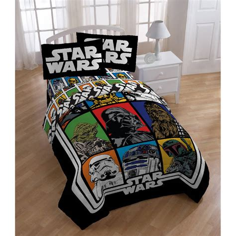 Wars Bed Sheets by Disney Disney Wars Classic Bedding Comf