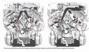 Part No  Differences For Is300 Is250 Is350 Engines