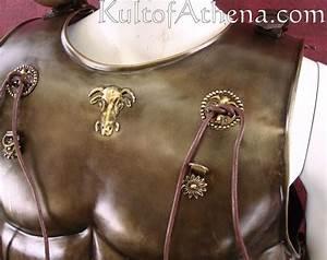 Roman Commander Cuirass | Roman Cuirasses | Pinterest ...