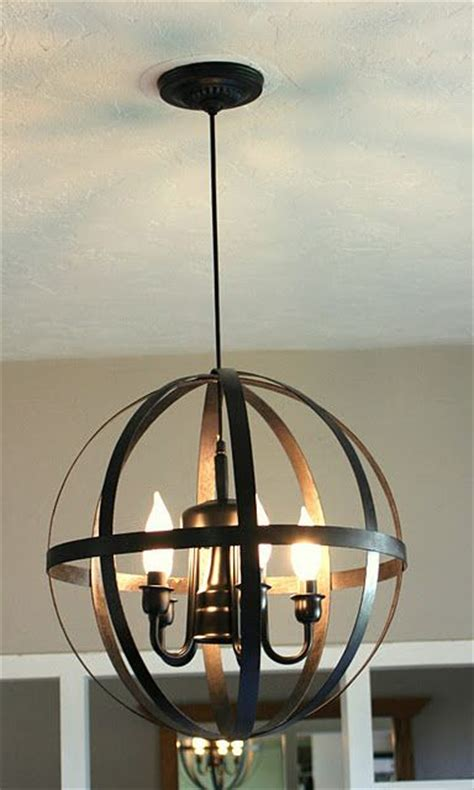 diy kitchen light fixtures best 25 orb chandelier ideas on kitchen 6852