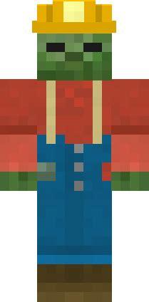 zombie miner skin minecraft skins