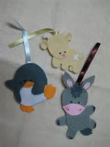 Felt Animal Bookmarks