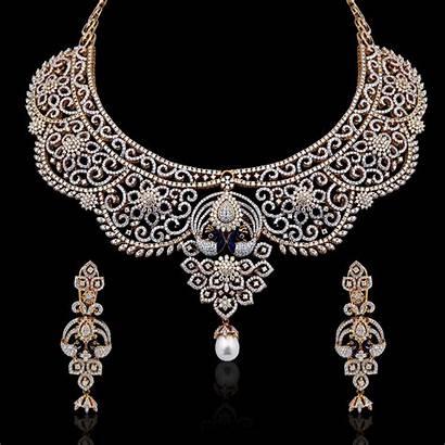 Diamond Necklace Bridal Jewellers Nac Jewellery Designs