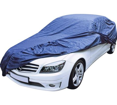 Blue Number 4 513 Cars by Buy Blue Car Cover Large At Argos Co Uk Your