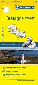 Michelin Karten Frankreich : michelinkarte 308 bretagne west ~ Jslefanu.com Haus und Dekorationen