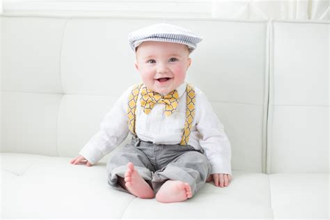 Ring bearer Outfit Page Boy Outfit Newsboy Hat Suspender