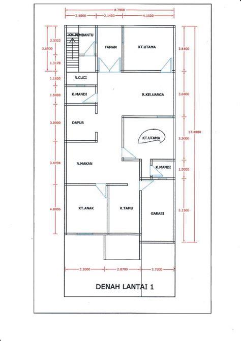desain rumah lengkap  mushola