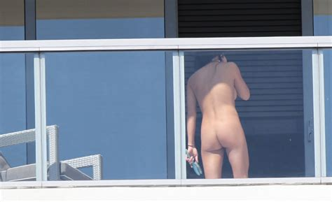 Arianny Celeste Naked On The Balcony The Drunken StepFORUM A Place To Discuss Your